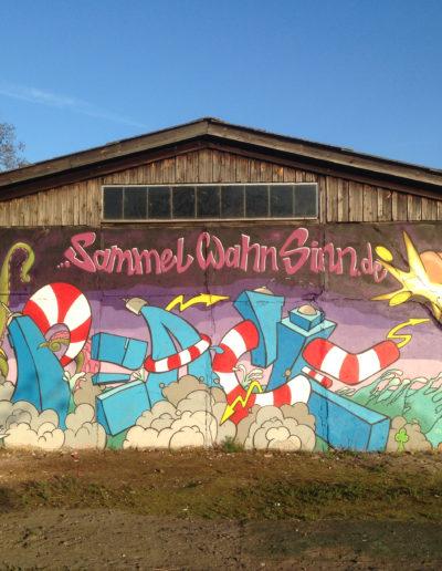 Unser Megagraffiti